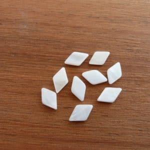 small diamond shaped slab