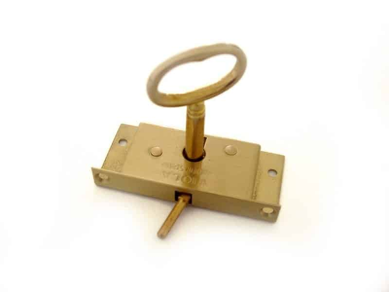 Box Lock Half Mortice (each)