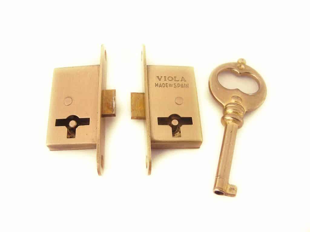Mini Lock Left-Hand Full Mortice (each)