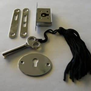 Tassle Lock - Hardware for Creative Finishes - Veneer Inlay Australia