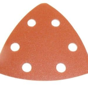 Mixed Detail Sander Discs - 6 Holes 4 pack