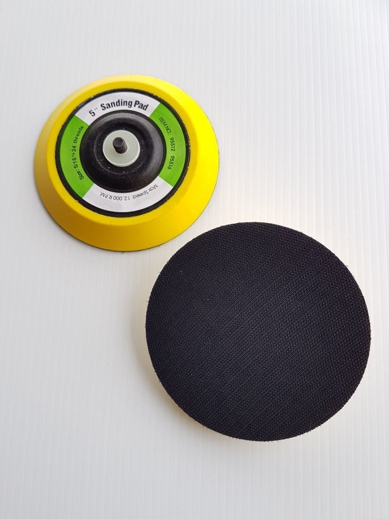 Orbital Sanding Pad to suit Triton Angle Grinder Attachment