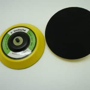 Orbital Sanding Pad to suit Triton 125mm - 2 pads