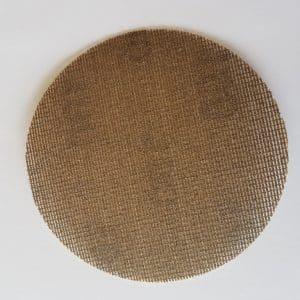 Mesh Dust Free Premium Sanding Discs 125mm 600 Grit
