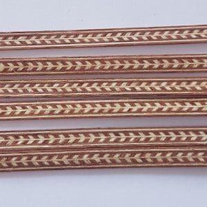 Veneer Inlay Lengths - 6 Lengths A2058a