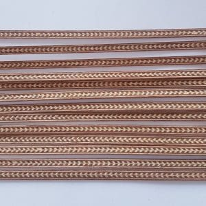 Veneer Inlay Lengths - Baker's Dozen A2058a