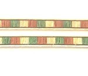 Veneer Inlay Lengths - 2 Lengths A2023