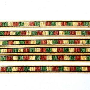 Veneer Inlay Lengths - 6 Lengths A2023