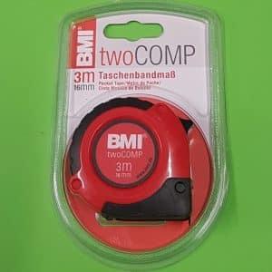 BMI 3 meter Steel Tape Measure