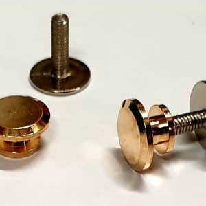 10mm Brass plated Knobs